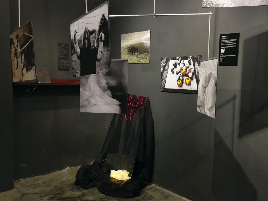 Мастерская художественного проектирования Аллы Мировской. Выставка работ участников.